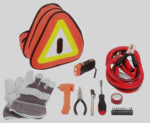18PCS Roadside Emergency Tool Bag Set pictures & photos