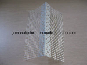 The Buliding PVC Angle Corner Beads with Mesh pictures & photos