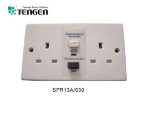 Weatherproof Safety Socket/RCD Protected Socket pictures & photos