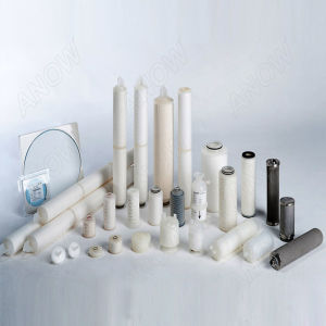 Water Treatment Industry Filtration PP Depth Filters, Pleated PP Filter Cartridge pictures & photos