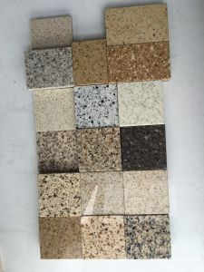 Engineered Quartz Stone for Kitchen Countertop pictures & photos