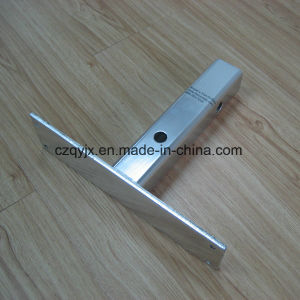 Aluminum Metal Part Hitch Mount Tube for Fishing Cart pictures & photos