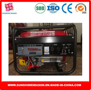 Tigmax Th2900dxe Gasoline Generator 2kw Key Start for Power Supply pictures & photos