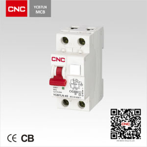 Residual Current Circuit Breaker with Over Current Protection (YCB7LN-40) pictures & photos