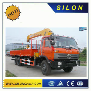 Dongfeng 6X4 Truck Mounted Crane Sq5sk2q with Low Price pictures & photos