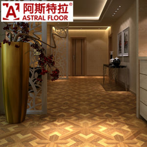 12mm White Color HDF Wood Laminate Flooring pictures & photos