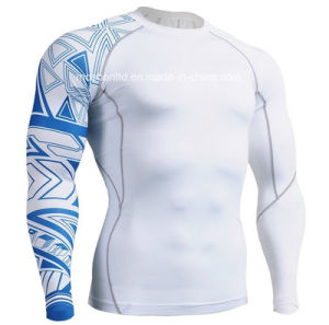 Wholesale Men Spandex Fitness Compression Wear pictures & photos