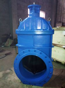 Non Rising Stm Resilient Gate Valve (BS5163) pictures & photos