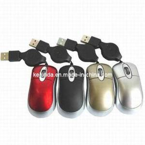 Laptop USB Mini Optical Gift Mouse (S-M091)