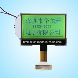 Custom 128X64 LCD Module (Size: 65.3 (W) X 40.8 (H) X 5.9 (T) mm)