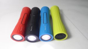 Outdoor Wireless Speaker with Flashlight Style No. Spb-801b pictures & photos