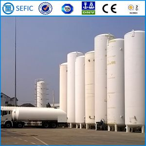 Industrial Used Low Pressure Liquid Nitrogen Tank with Different Capacities pictures & photos
