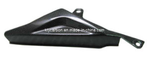 Carbon Fiber Motorcycle Parts Upper Chain Guard for Aprilia pictures & photos