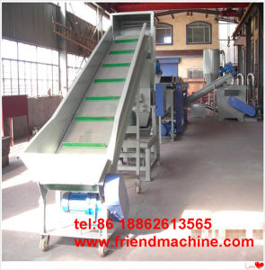 Pet Bottle Flakes Plastic Recycling Machinery pictures & photos