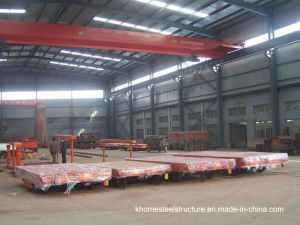 Factory Applied Kpd Series Electric Transfer Cart on Rails pictures & photos
