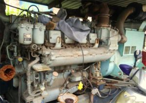 Second Hand Mtu 396 engine (MTU8V396TC13) pictures & photos