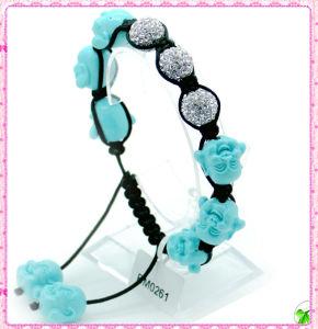 fashion jewelry Smiling Buddha Shamballa Bracelet fashion bracelet charming bracelet