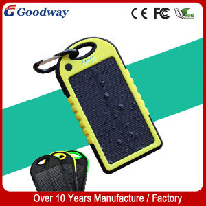 2015 New Solar Charger with LED Light