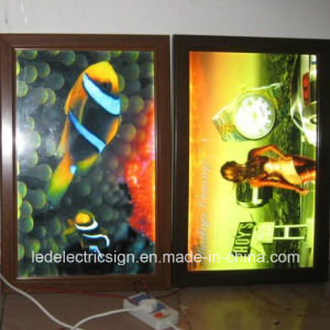 Snap Frame LED Light Box LED Outdoor TV Billboard pictures & photos