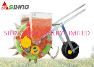 Seeder and Fertilizer in One Machine Manual Seeder for Corn Seeder pictures & photos