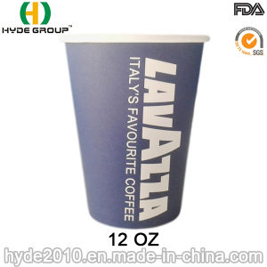 High Quality Disposable Hot Coffee Paper Cup (12oz-4) pictures & photos