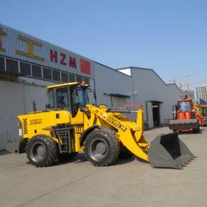 Hzm Construction Machine 3 Ton Front End Loader pictures & photos