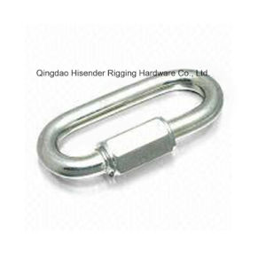 E. Galvanized Quick Link, with Screw Ss316, Ss304 pictures & photos