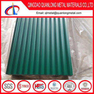 PPGI Coluor Coated Steel Roofing Sheet pictures & photos