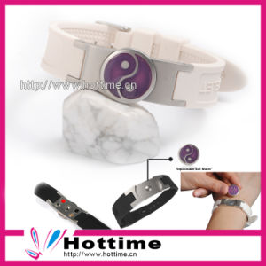 2013 Fashion Silicone Energy Bracelet for Sport pictures & photos