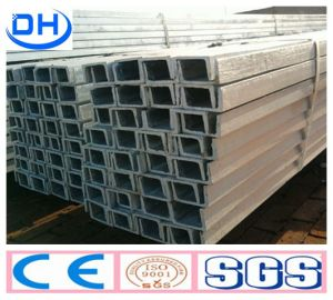 China Q235 100*50mm Hot Rolled Channel Steel in TangShan pictures & photos