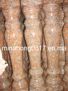 Granite Marble Stone Baluster Railing Fence pictures & photos