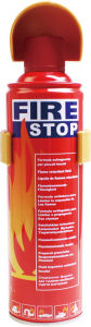 Portable Fire Extinguisher Suppressant Spray, Fire Stopper for Auto Care pictures & photos