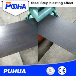 Steel Strip Wheel Shot Blasting Machine Price for Overseas Markets pictures & photos