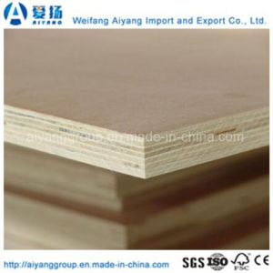 Hardwood Core Okume Commercial Plywood From Shandong pictures & photos