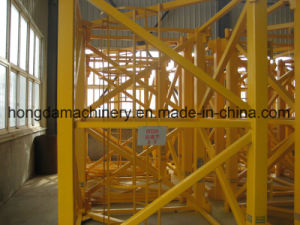12ton Tower Crane-7020-Hongda Group pictures & photos