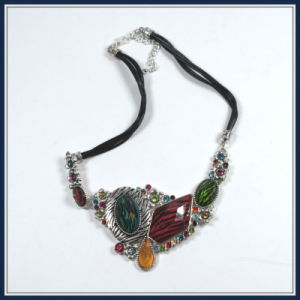 New Item Unique Resin Pendant Fashion Jewellery Necklace Earring pictures & photos