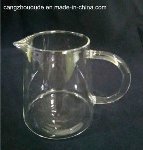 Special Style Water Cup Whisky Glass Cup with Ear pictures & photos