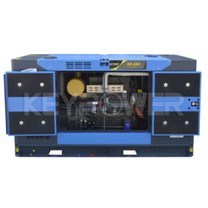 25kw Silent Diesel Generator Cummins Engine Silent Genset with ATS pictures & photos