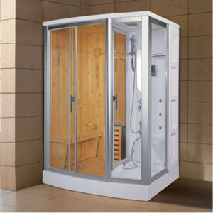 CE Approved Sauna Steam Shower Room pictures & photos