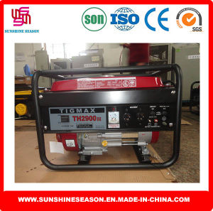 Tigmax Th2900dx Gasoline Generator 2kw Manual Start for Power Supply pictures & photos