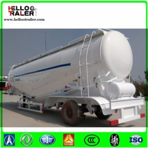 50cbm Powder Transportation Cement Bulk Tank Semi Trailer pictures & photos