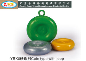 Coin Fishing Sinker Disc Lead Weight Disc Sinker pictures & photos
