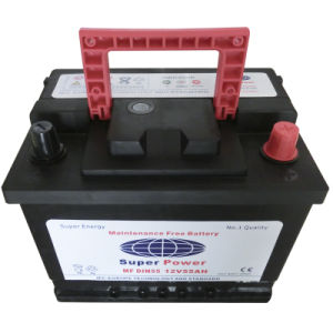 Mf Auto Battery (MF DIN55 12V55AH)