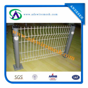 Hot Sale Wire Mesh Fence / PVC Fence / Welded Wire Mesh Fence pictures & photos