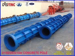 prestressed concrete pole mould