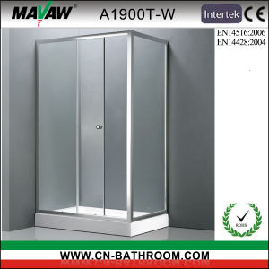 Sliding Shower Enclosure (A1900T-W)