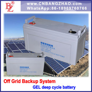 Long Life and Big Capacity 2000ah 2500ah 3000ah Deep Cycle Sealed Lead Acid Battery pictures & photos