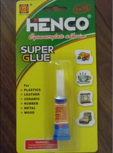 3G New Super 502 Tube Glue pictures & photos