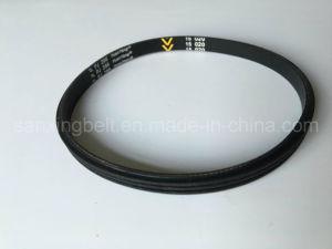 Moulded Elastic Rubber Poly V Belt Conveyor Belt for Logistic Transmission pictures & photos