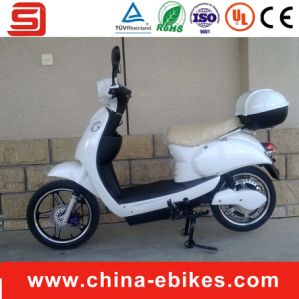 Safety and Comfortable Electronic Motorcycle with